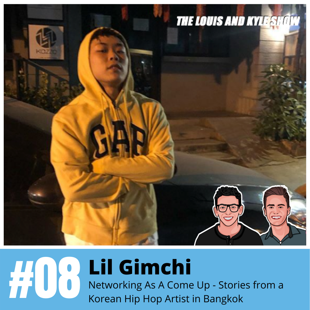 How Rapper Lil Gimchi Used Networking To Grow His Following - Stories from a Korean Hip Hop Artist in Bangkok
