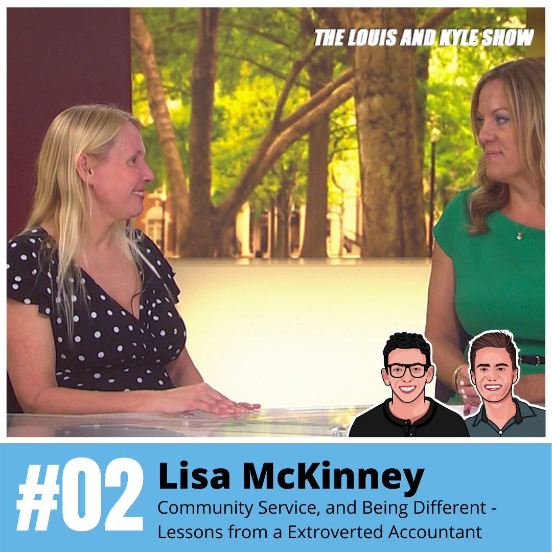 Lisa McKinney: Teaching, Community Service, and Being Different - Lessons from a Extroverted Accountant