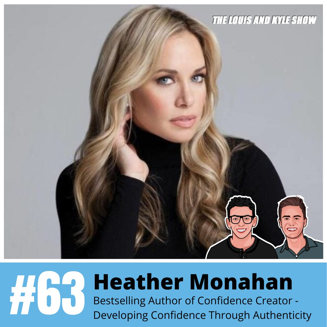 Heather Monahan: Bestselling Author of Confidence Creator - Developing Confidence Through Authenticity