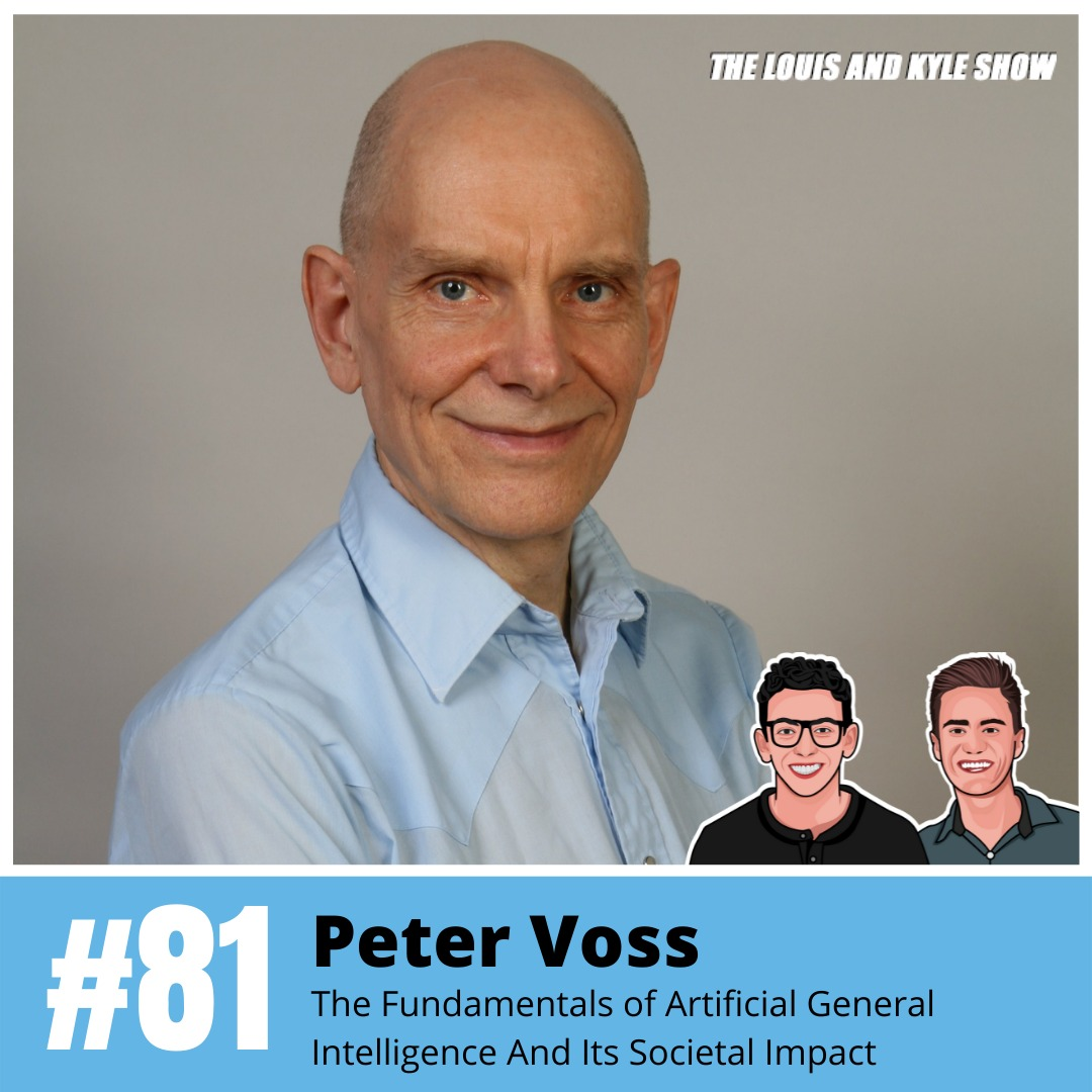 Peter Voss: Artificial General Intelligence Fundamentals & The Impact It Will Have