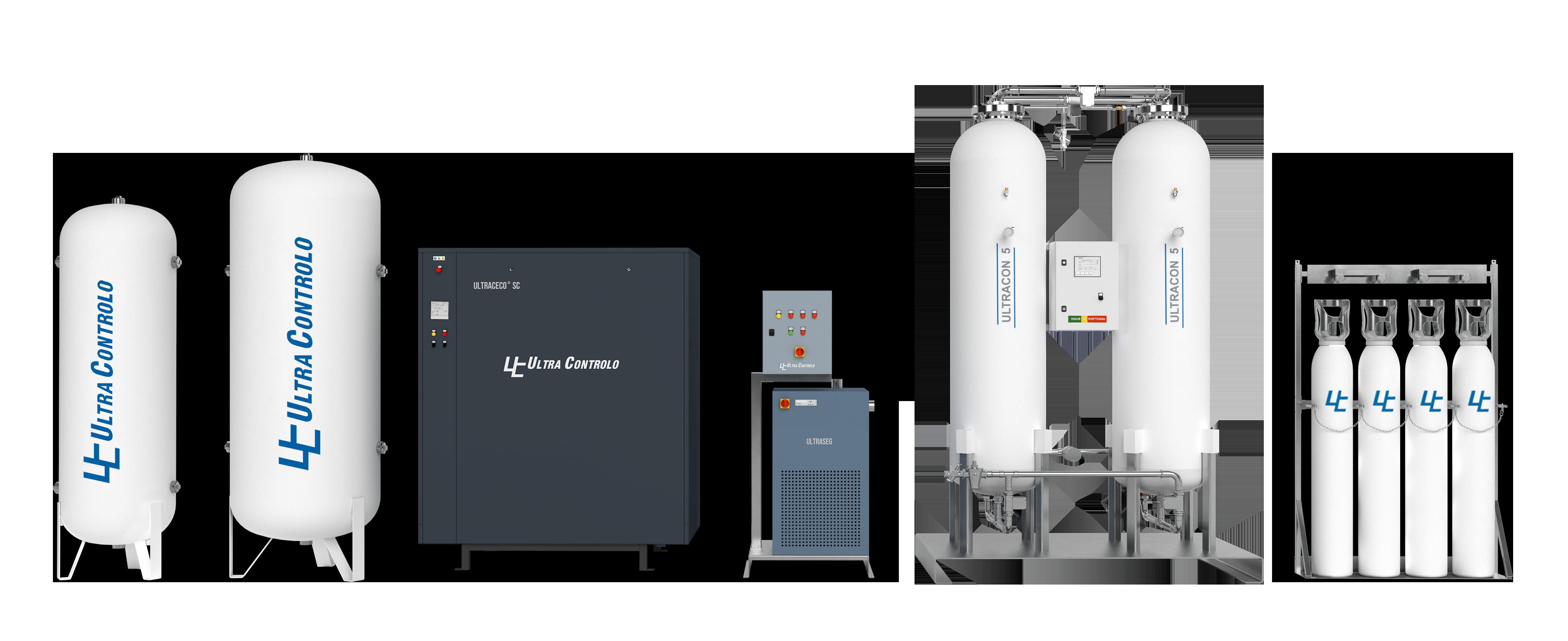 UltraOx - Oxygen Generator PSA
