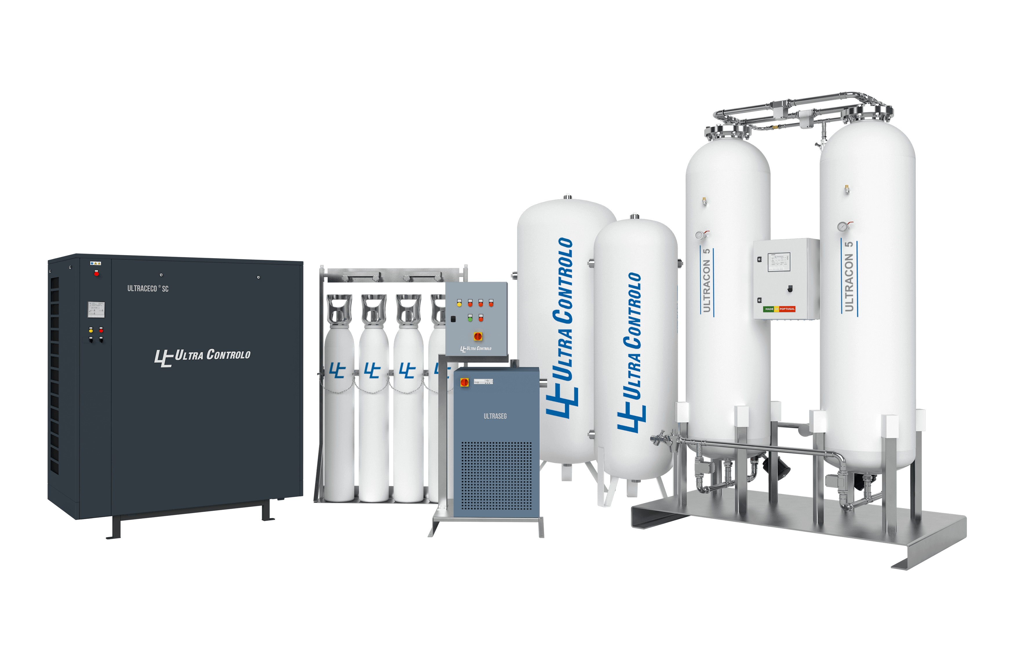 ULTRAOX Medical Oxygen Production Plant