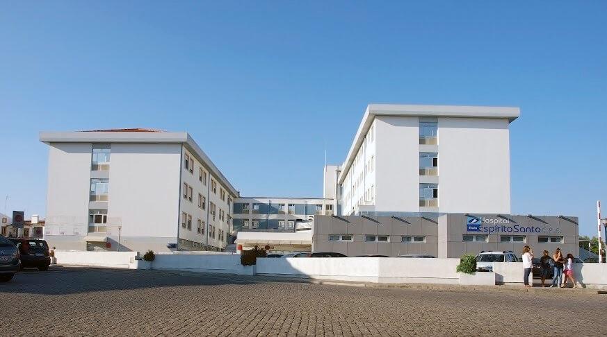 Evora Hospital