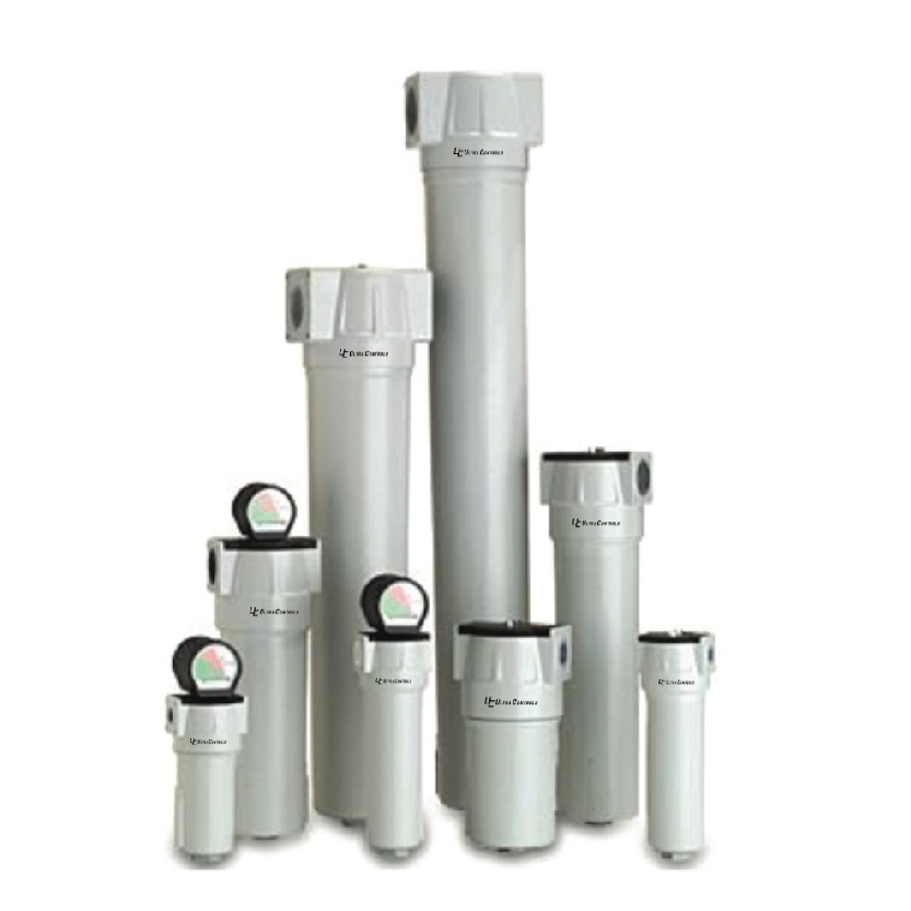 Compressed air is an essential source of energy, used in all types of industry, as it guarantees a high degree of safety and flexibility, and it is, therefore, essential to filter the impurities it normally contains.