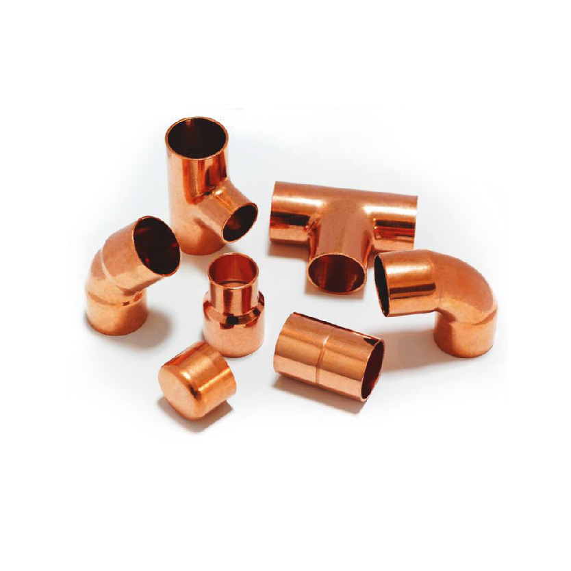 All different copper and Bronze Accessories