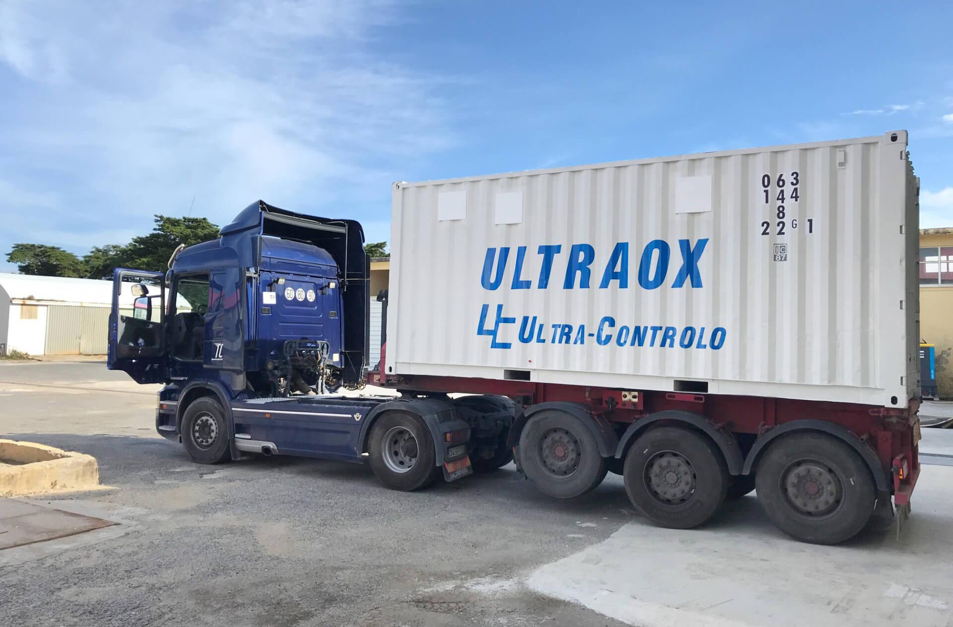 Today we supply the 7th ULTRAOX Medical Oxygen Plant for Niger