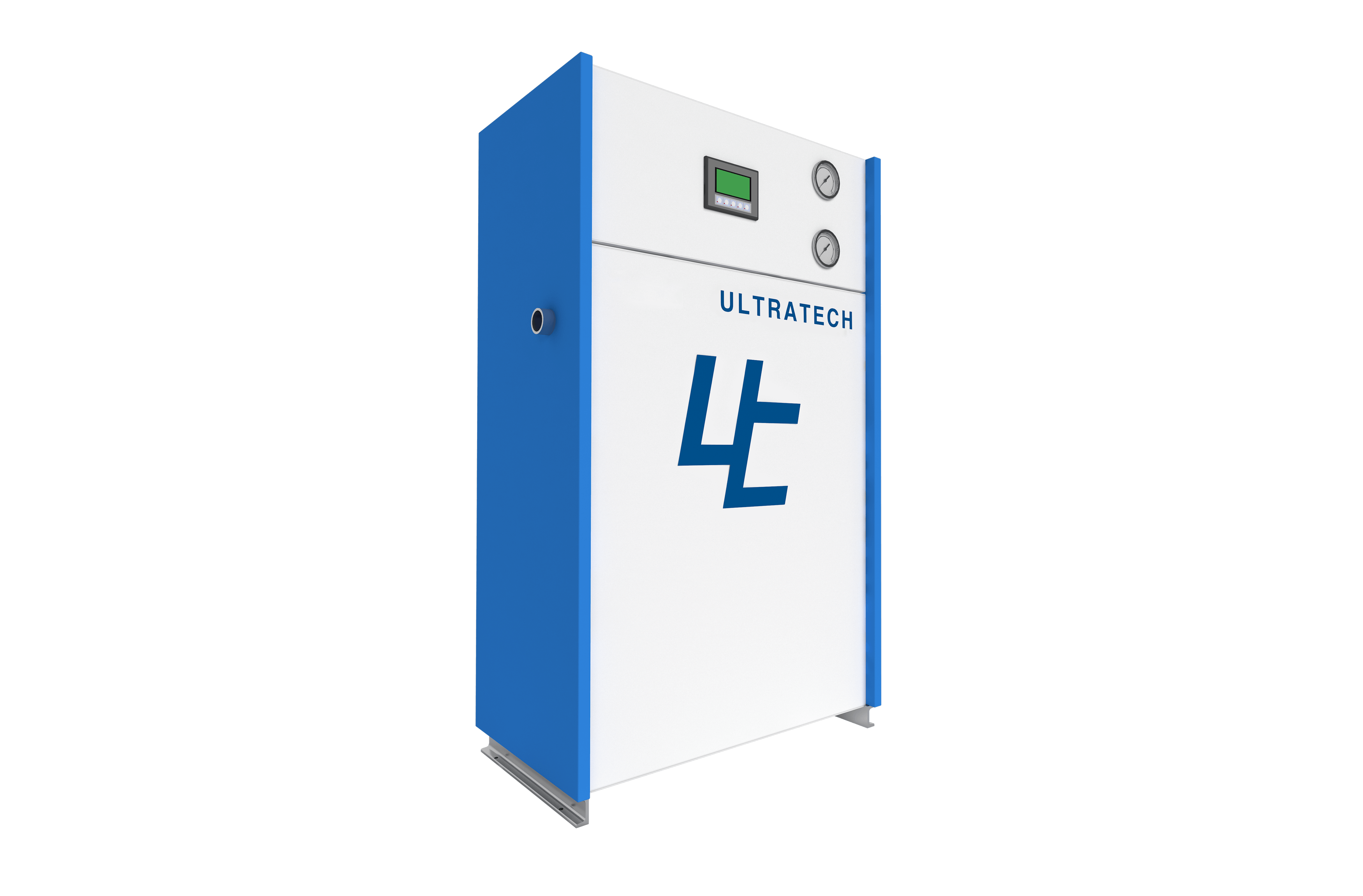 The ULTRATECH air treatment unit is capable to produce breathable air according to the most exigent Internacional standards. The unit includes a pair of desiccant dryer towers, coalescing air filters, activated carbon column micro and sub-microfilmers, and CO/CO2 reduction tower.