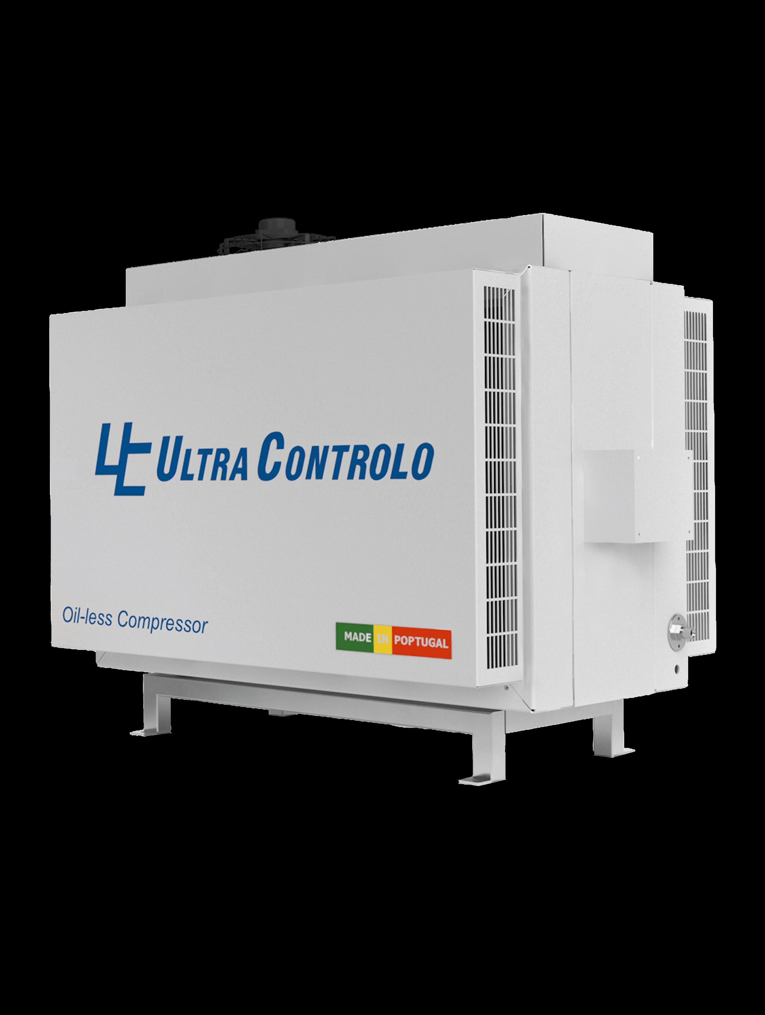 Oil-less Piston Air Compressor