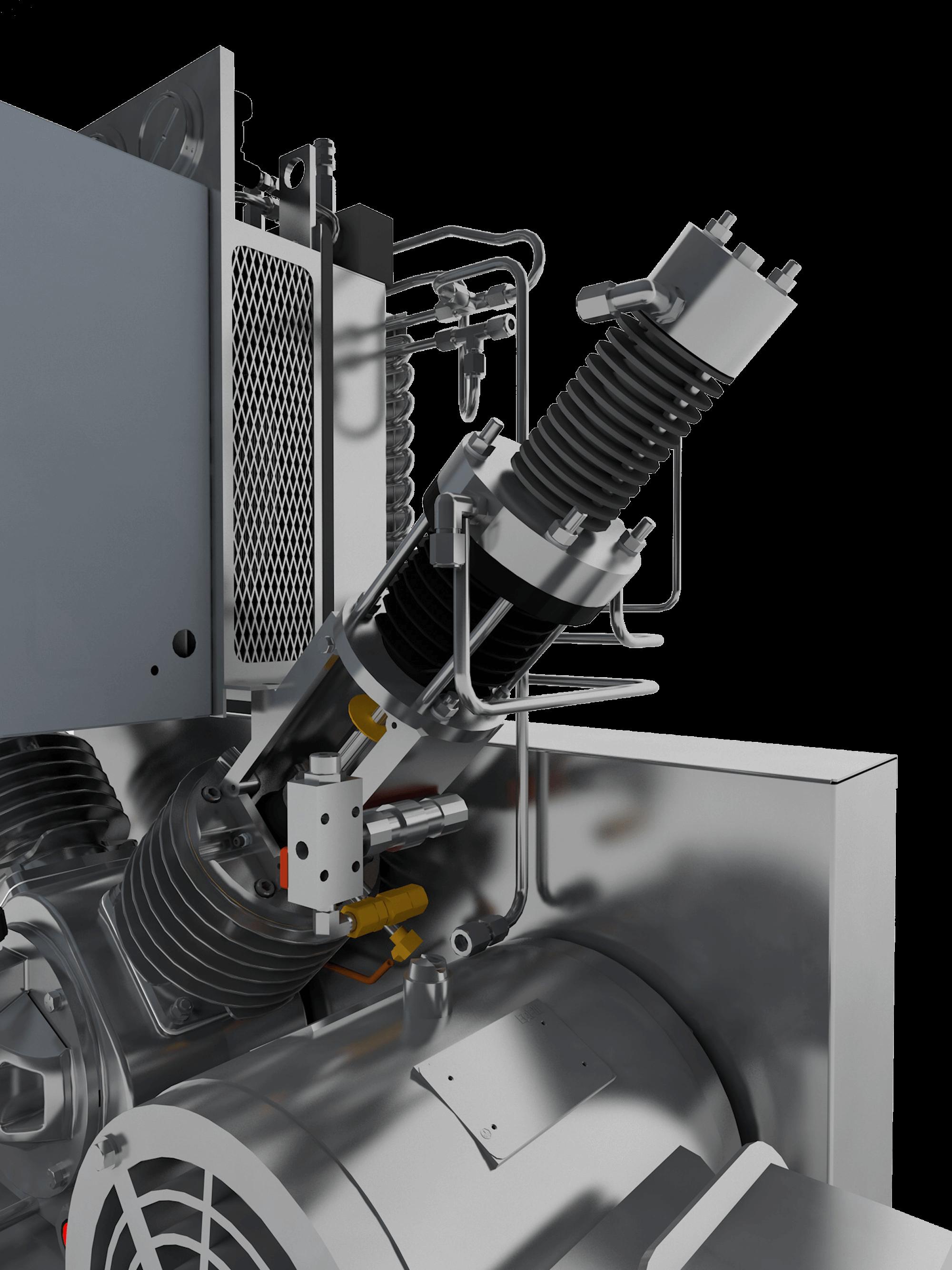 The Ultimate Oxygen compressor