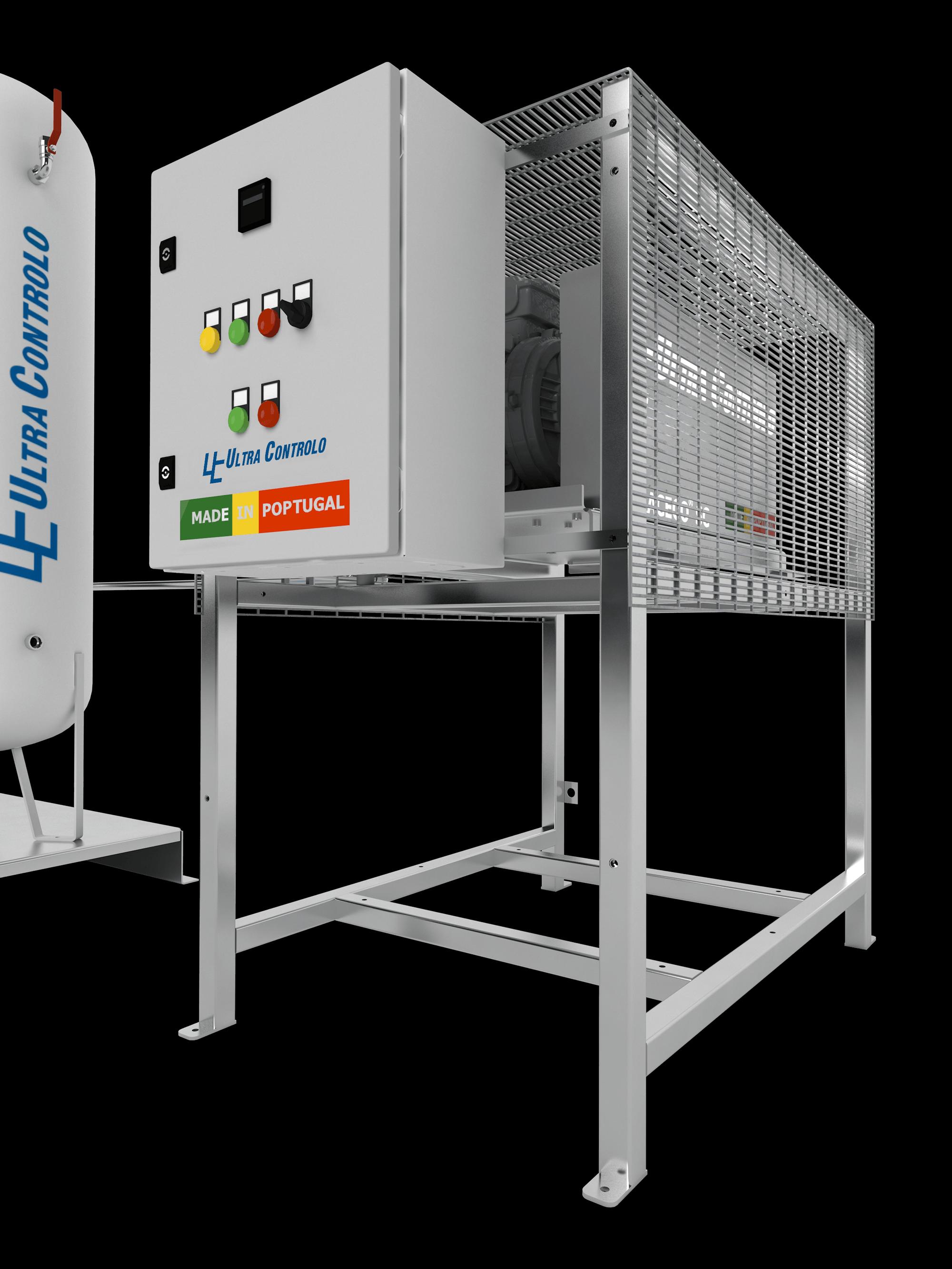 Hospital Industrial Compressed Air