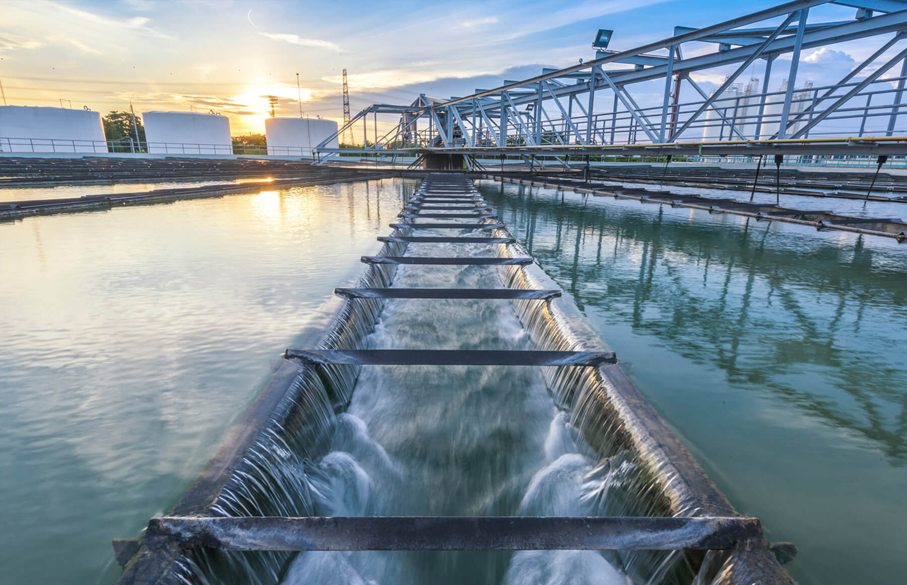 Wastewater treatmentis a process used to remove contaminants fromwastewaterorsewageand convert it into aneffluentthat can be returned to the water cycle, or for reclamation for various purposes.