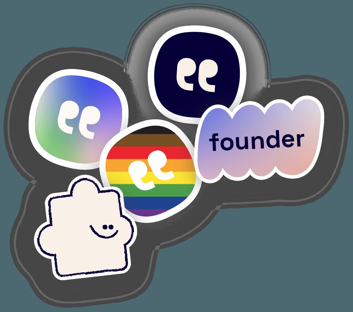 Grapheec Branded Stickers