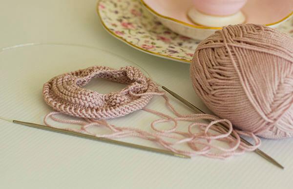 HiyaHiya needles review adorn silky cashmerino