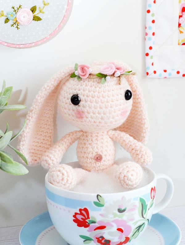 sedef's amigurumi wynne bunny