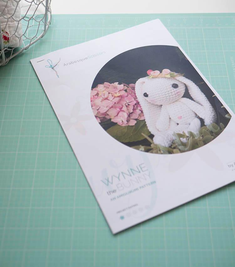 Wynne amigurumi pdf pattern