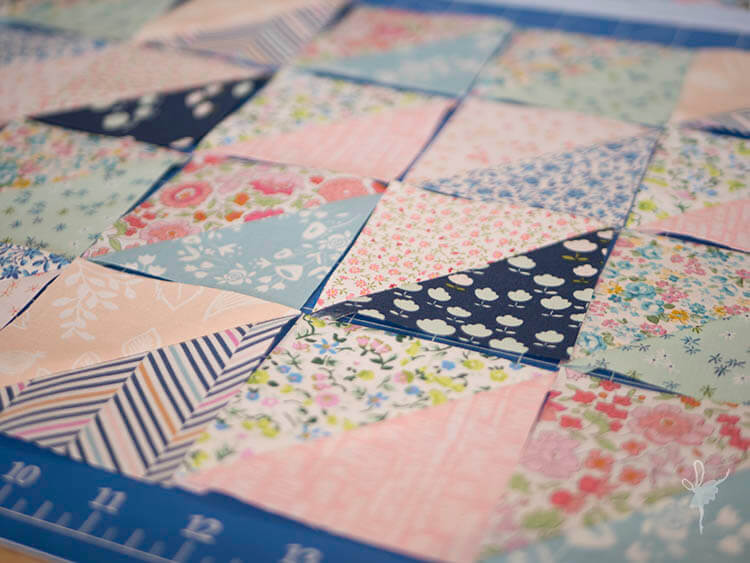 patchwork layout