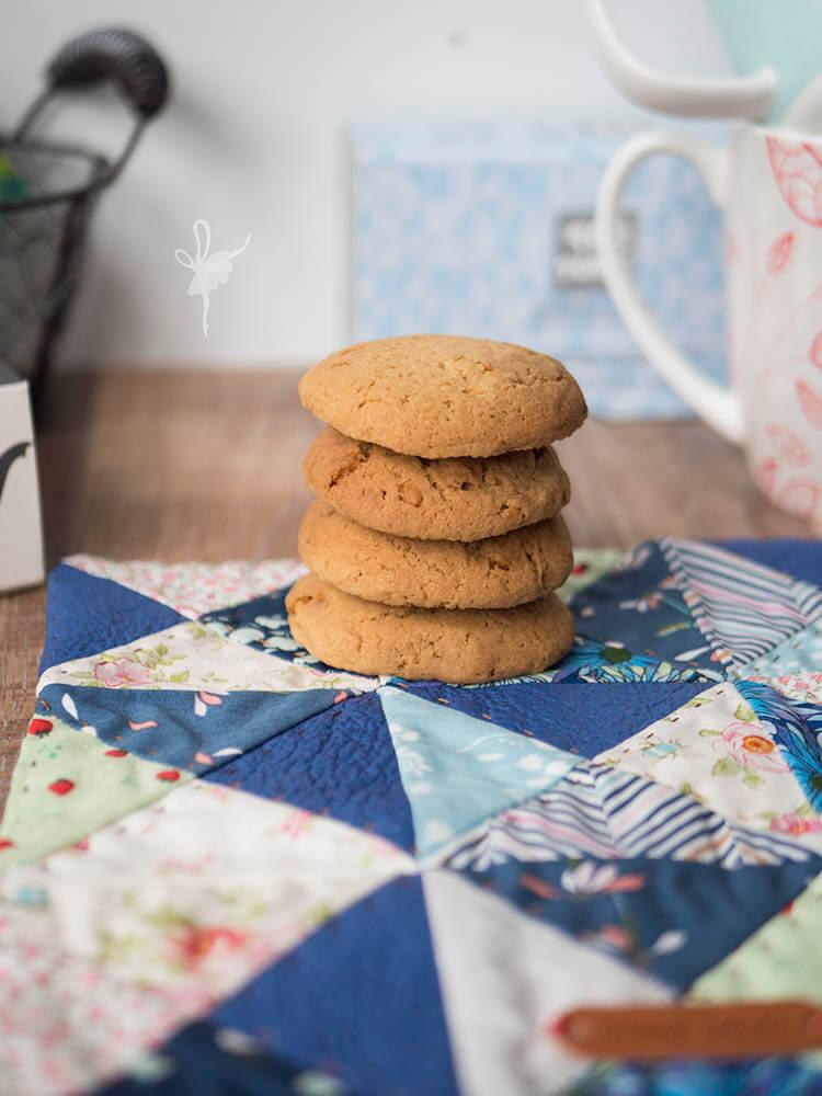 Quilt Petite SAL - Mug Rug - Cookies