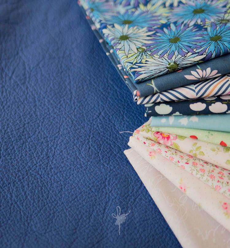 Quilt Petite SAL - Mug Rug Fabric Pull