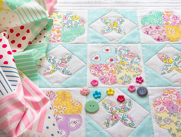 Streamline Your Quilting - Plan Your Next Quilt With This FREE Planning Printable - pretty pillow