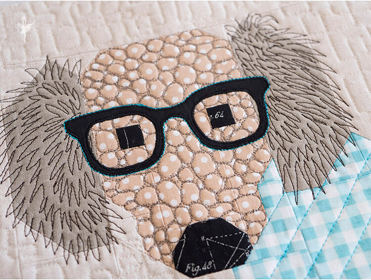 Dogs in Sweaters - Introducing Sebastian - the coolest eyewear in town