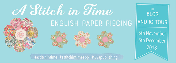 A Stitch in Time Dumpling Bag - Blog tour
