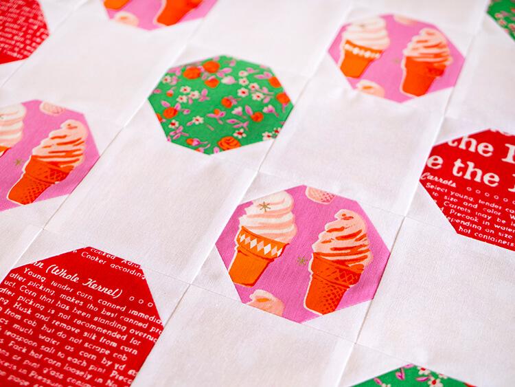 Mini Masterpieces Book Hop - The Snowballs Lesson - sewn up