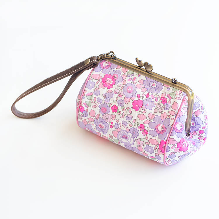 Zakka Workshop Heart Clasp Purse Review - Cute Liberty betsy bag