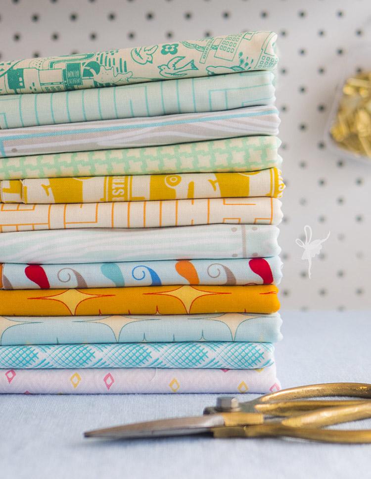 Sew Great to be Organised - Fabric Stash - Destash