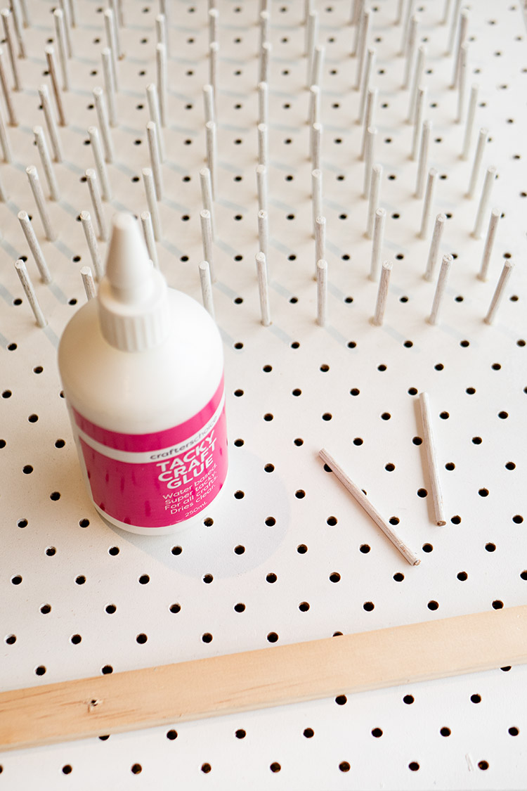 Clever Thread Storage Solution Ikea Hack - basic materials