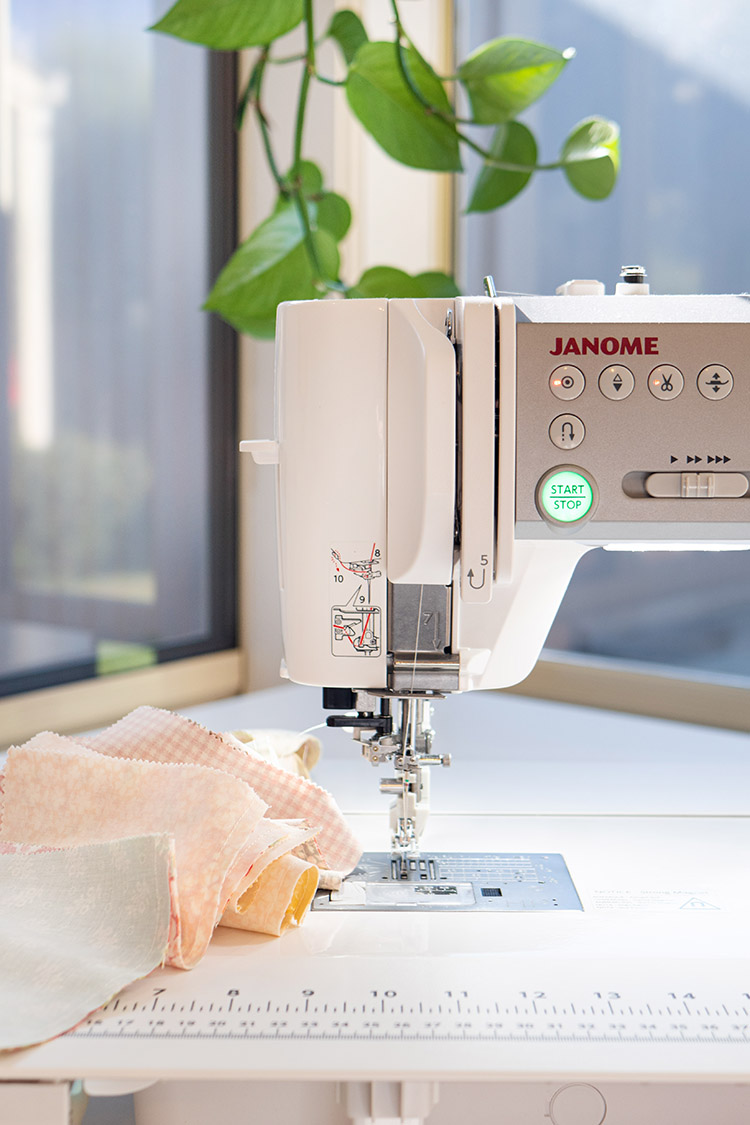 7 Tips for Learning a New Sewing Machine - Don't be Daunted by new tech