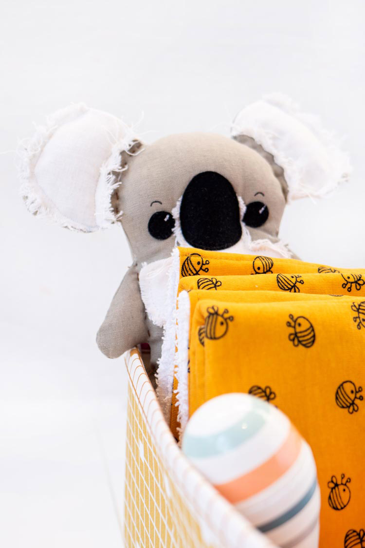 The Modular Giftbox - Give The Gift of Re-usable Storage - Some softies are scary