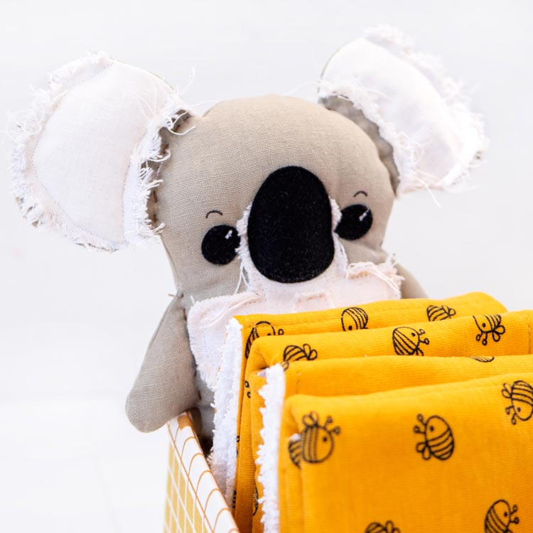 The Modular Giftbox - Give The Gift of Re-usable Storage - Sew a softie
