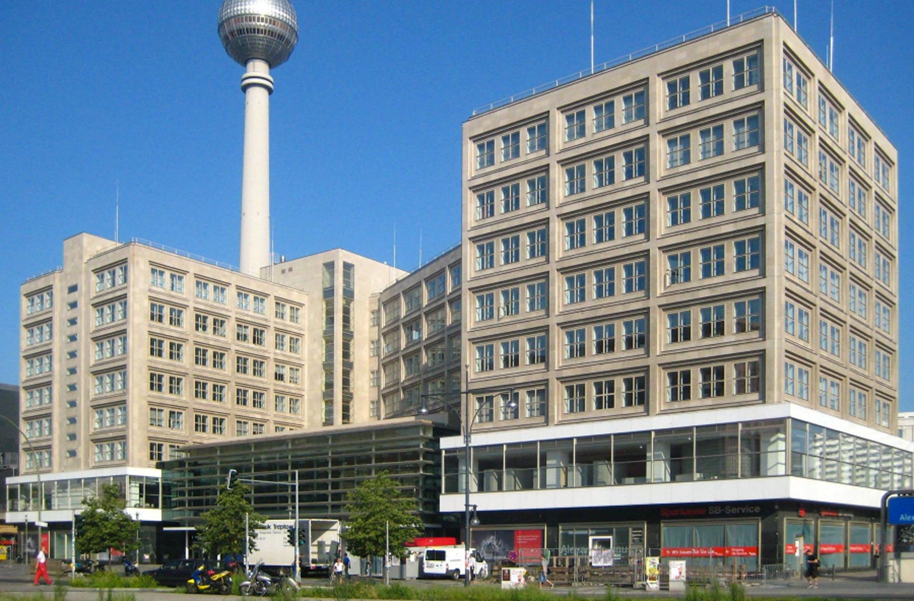 Linus Capital finanziert CENTRUM Projektentwicklung am Alexanderplatz