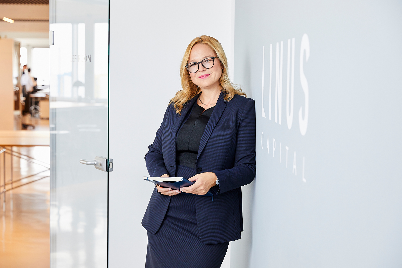 LINUS Digital Finance beruft Julia Kneist zum Chief Risk Officer