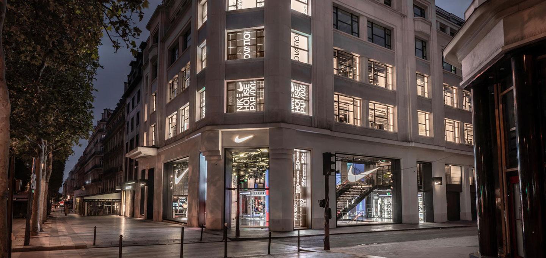 Retail store in Paris