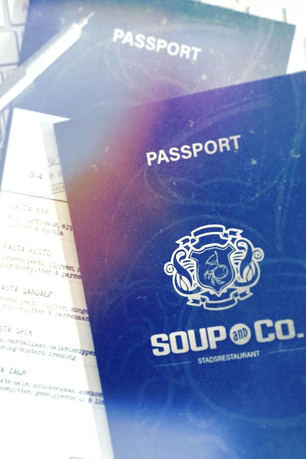 SoupAndCo Passport