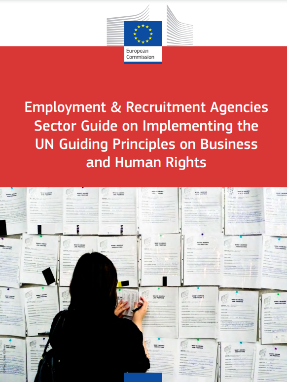 Employment & Recruitment Agencies Sector Guide on Implementing the UN Guiding Principles on Business and Human Rights