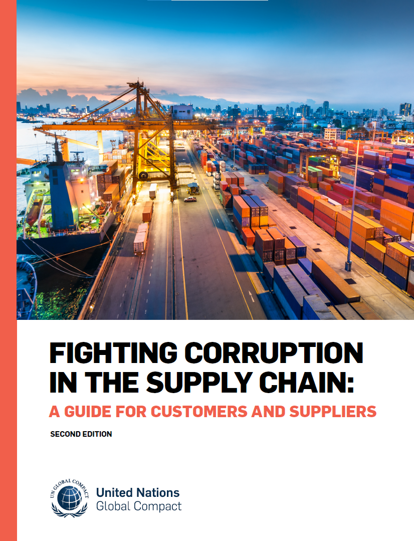 Fighting Corruption in the Supply Chain: A Guide for Customers and Suppliers