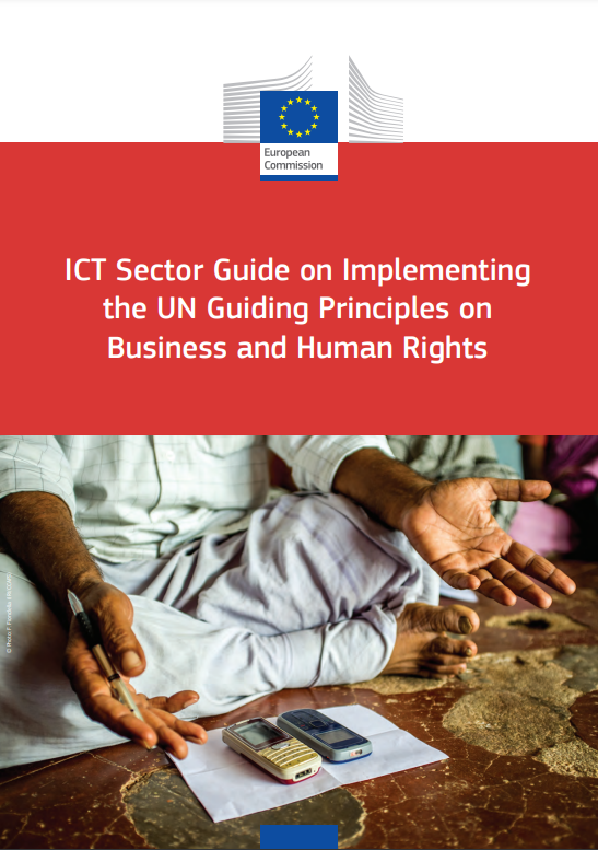 ICT Sector Guide on Implementing the UN Guiding Principles on Business and Human Rights