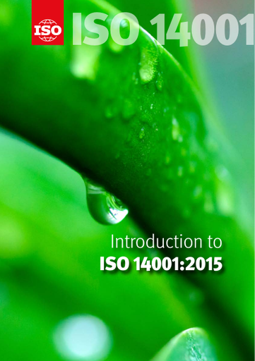 ISO 14001 (Umweltmanagement)