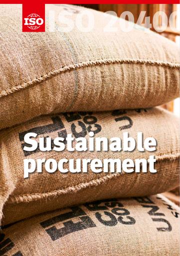 ISO 20400 (Sustainable Procurement)