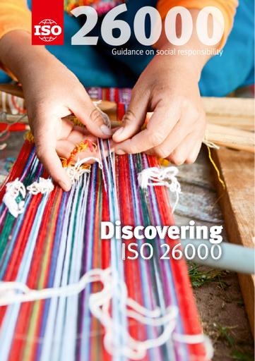 ISO 26000 (Gesellschaftliche Verantwortung)