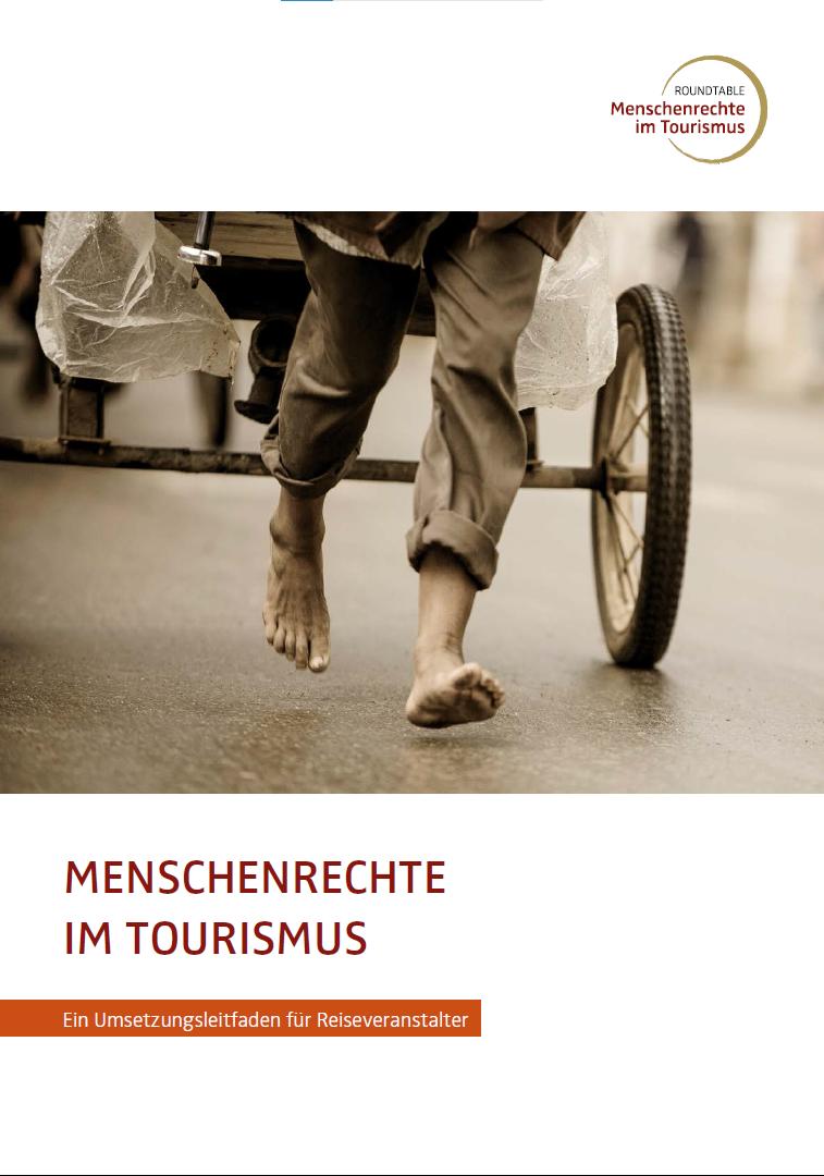 Management Leitfaden Menschenrechte im Tourismus