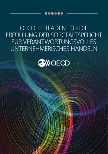 OECD-Leitfaden für die Erfüllung der Sorgfaltspflicht für verantwortungsvolles unternehmerisches Handeln