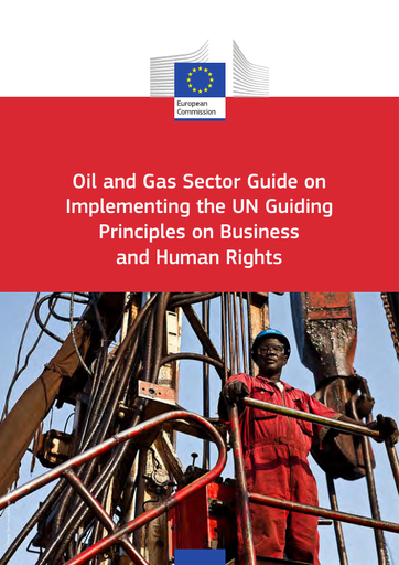 Oil and Gas Sector Guide on Implementing the UN Guiding Principles on Business and Human Rights