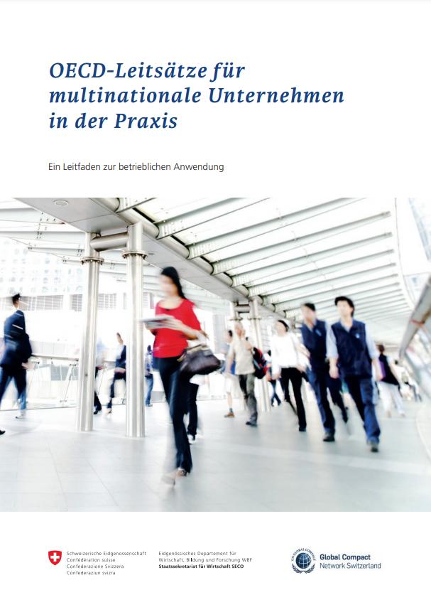 OECD-Leitsätze für multinationale Unternehmen in der Praxis