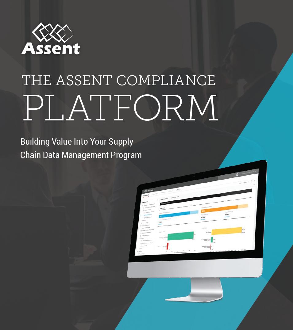 Assent Compliance Platform