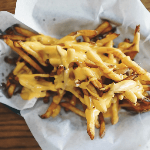 Fries Cheese