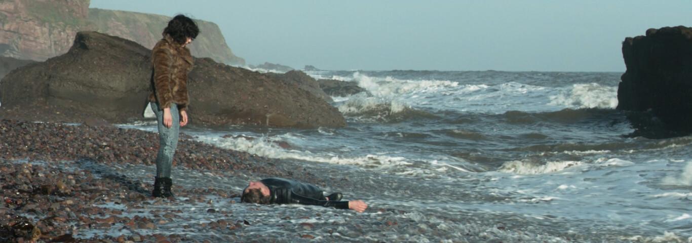 Atriz Scarlett Johansson em Cena do filme Sob a Pele (2013)