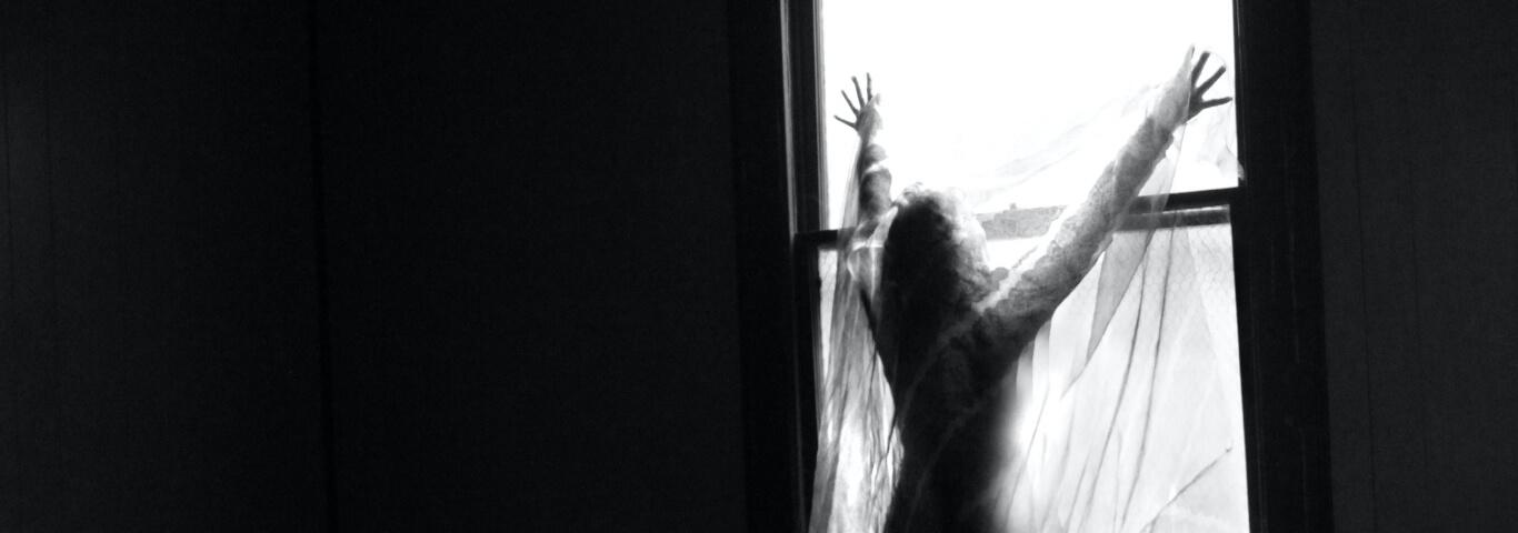 Mulher na janela